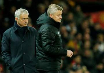 Man Utd vs Tottenham: I'm not interested in mind games with Mourinho - Solskjaer