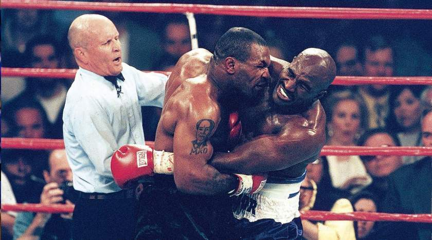I wanted to kill him - Mike Tyson finally reveals why he bit Holyfield's ear