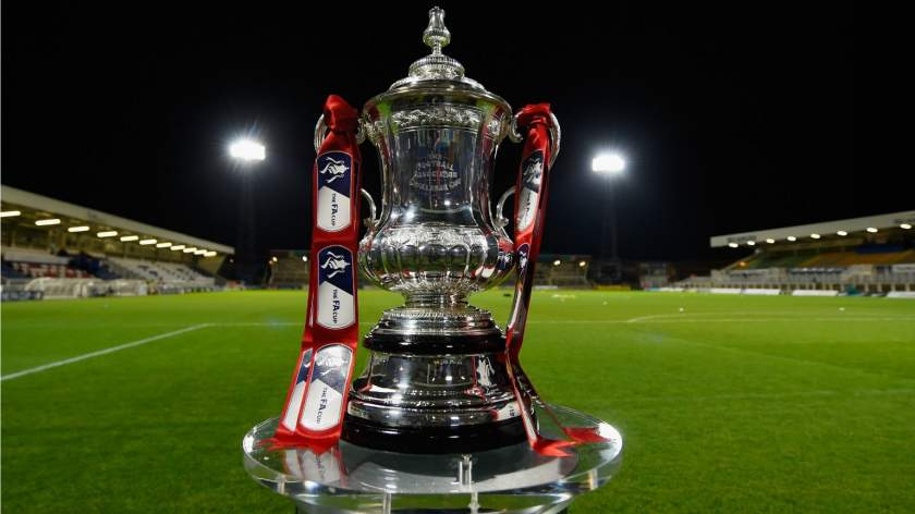 FA Cup second round fixtures confirmed (Full list)