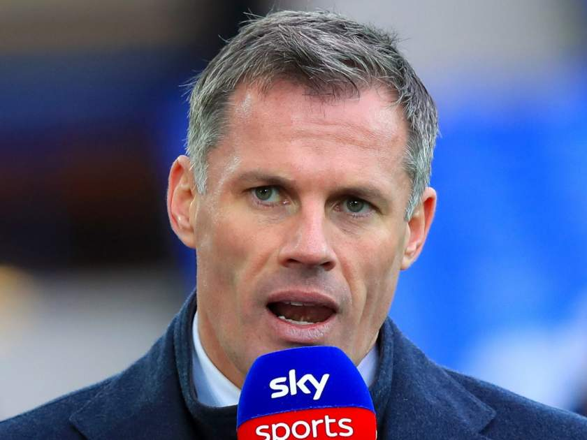 EPL: Carragher names two undisciplined players in Premier League