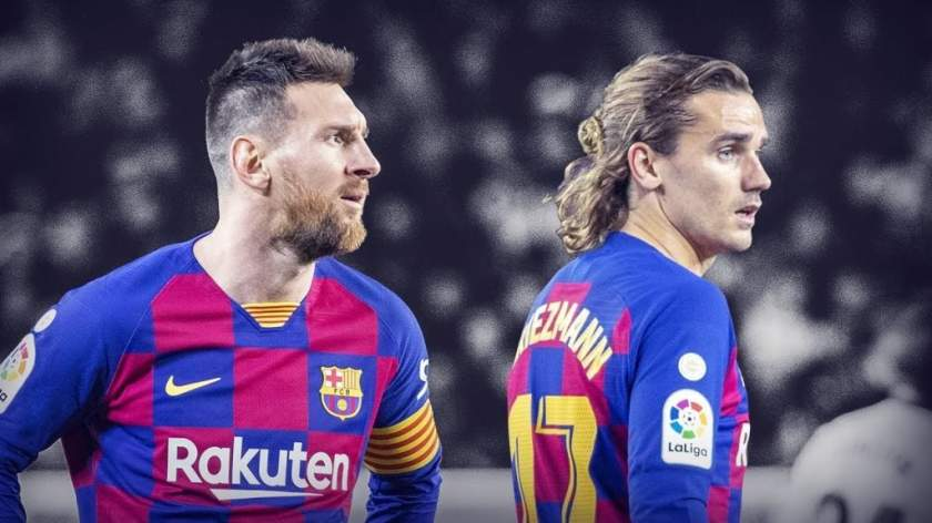 LaLiga: Barcelona slash salaries of Messi, Griezmann, others