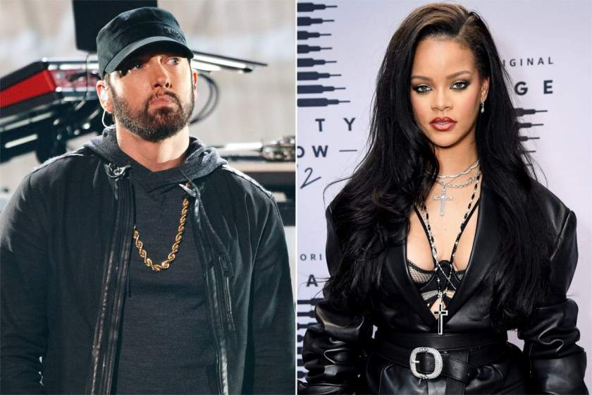 Eminem apologises to Rihanna for taking sides with Chris Brown