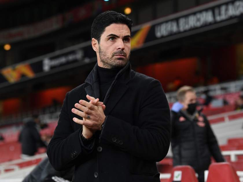 Transfer: Arteta reveals Arsenal's next step in January market