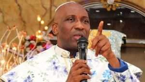 Primate Ayodele foresees results of Nigeria vs Benin Republic, Lesotho, sack of Juventus manager, others