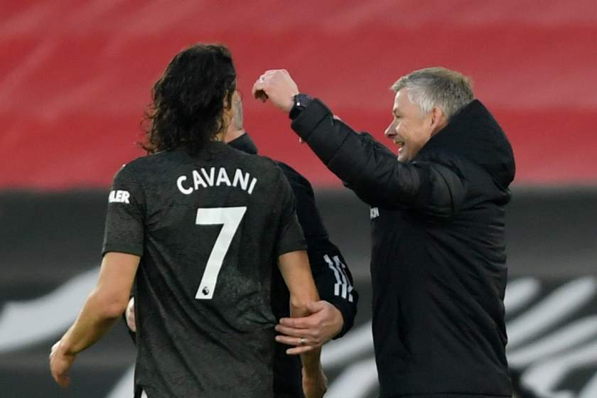 EPL: Solskjaer reveals why Cavani frustrates him after 2-1 win at Fulham