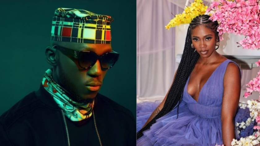 How Tiwa Savage collapsed during video shoot - DJ Spinall