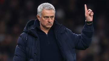 Abramovich sacking Lampard is not my problem - Mourinho