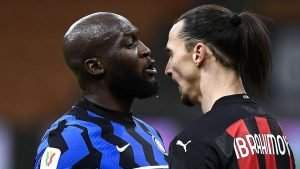 Zlatan Ibrahimovic, Romelu Lukaku escape more ban for Milan derby confrontation