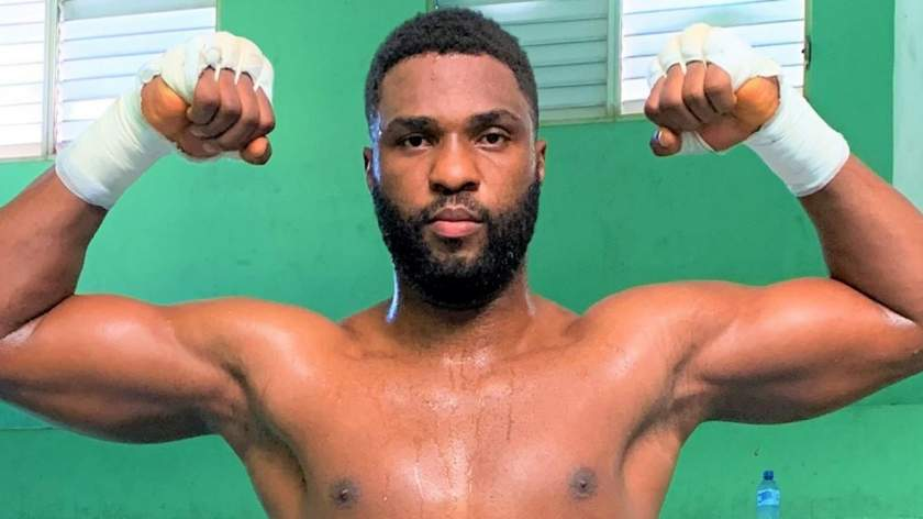 Nigeria's Akpejiori volunteers to help Tyson Fury beat Anthony Joshua