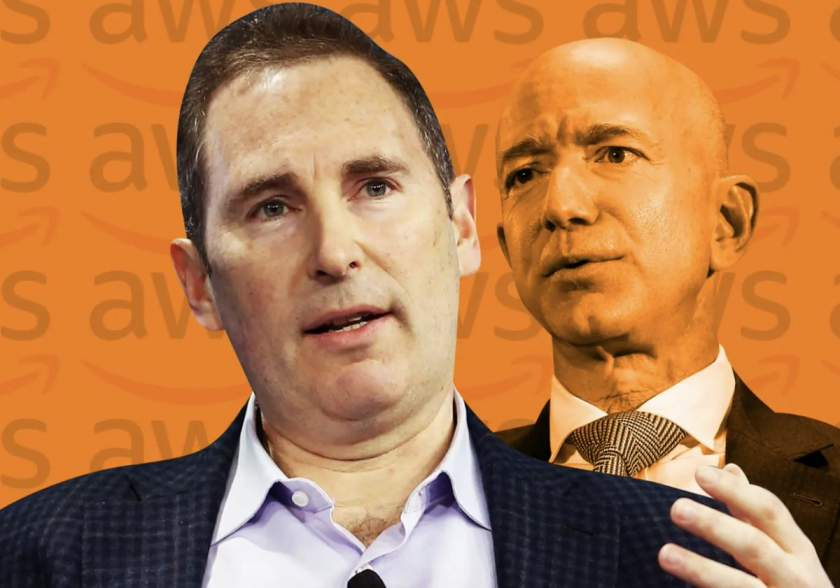 Jeff Bezos to step down as Amazon CEO, Andy Jassy named successor