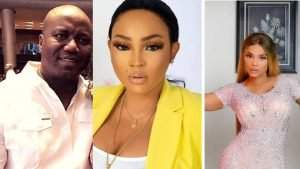 Gentry clears air on 'fight' between Iyabo Ojo, Mercy Aigbe