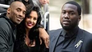 Vanessa Bryant blasts Meek Mill over 'disrespectful lyrics about Kobe Bryant'