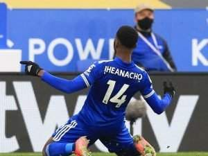 Kelechi Iheanacho nets first Premier League hat-trick against Sheffield United