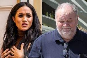 Meghan Markle accuses her father, Thomas Markle of betrayal, selling her to press