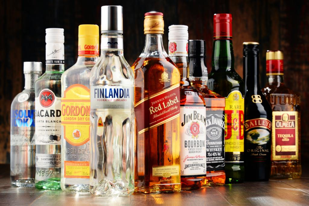 Alcohol 2 1