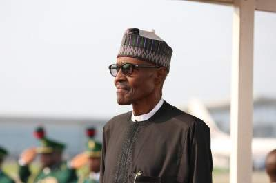 President Muhammadu Buhari Is Back In Nigeria (Photos)