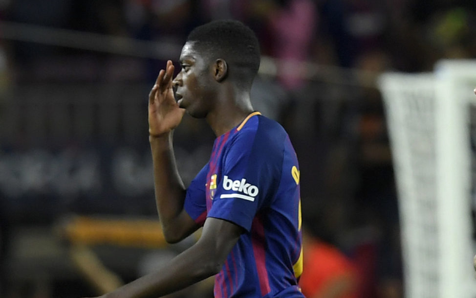 Barca Lower Dembele Recovery Time After Operation