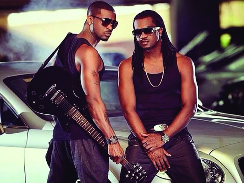 Banky W Wishes Peter And Paul Okoye A Happy Birthday In The Funniest Way