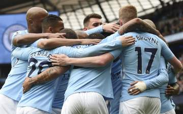 Improved Man City difficult to catch, admits Mourinho