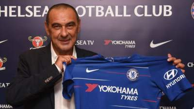 Chelsea sign Maurizio Sarri as new manager