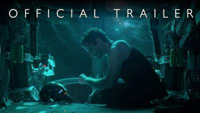 Marvel Drops Title And First Trailer For Avengers 4