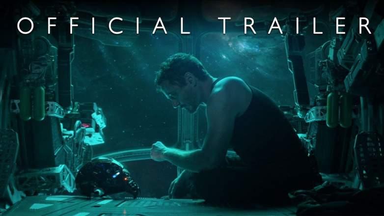 Avengers End Game Trailer Photo BGR