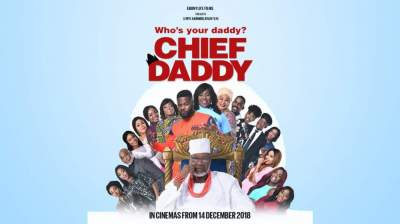 """Brace Yourselves! """"Chief Daddy"""" Is Coming To Netflix"""