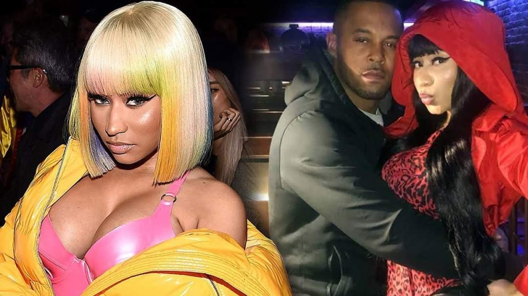 Nicki Minaj And Kenneth Petty Photo YouTube
