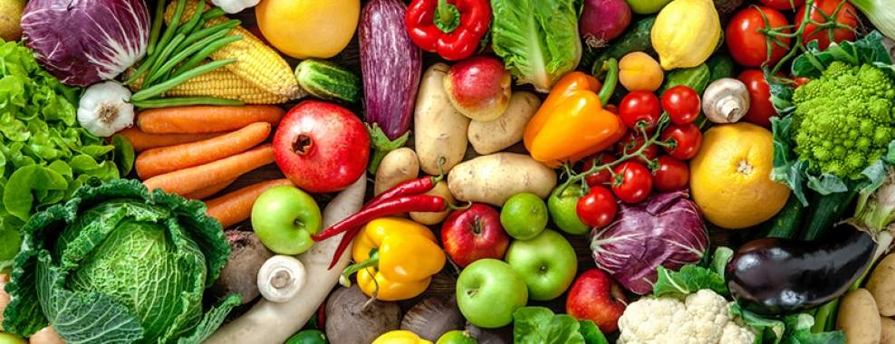 Fruits And Vegetables Photo Berkeley Wellness