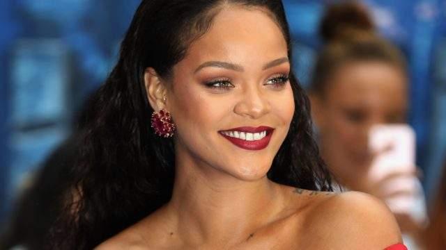 Rihanna. Photo W Magazine