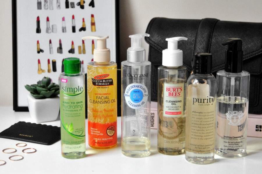 Facial Oils. Photo The Beauty Collection