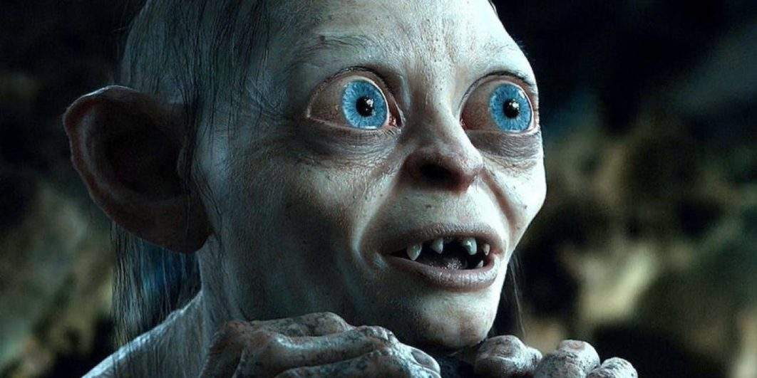 Gollum Lord Of The Rings Inverse 1