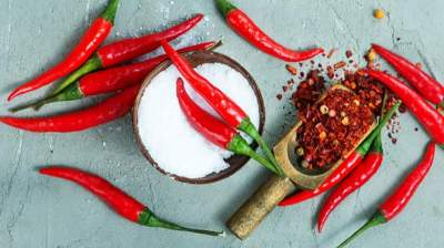 How Eating Hot Pepper Can Save Your Life