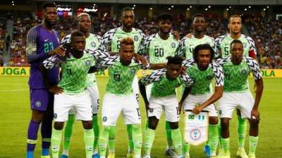 FIFA Ranking: Nigeria moves by 4 spots, now world 31st