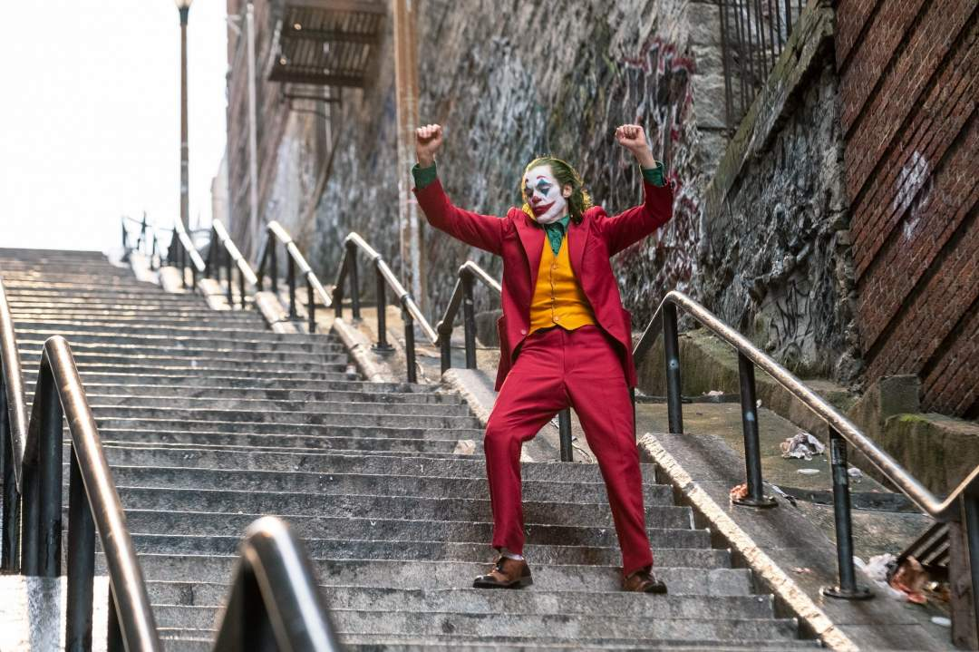 Joker Stairs Wired