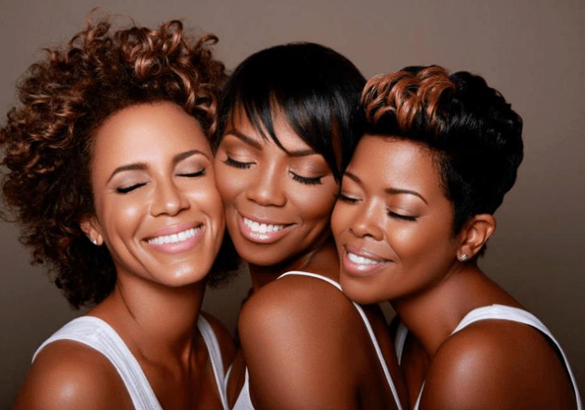 Black Women Extra Shade