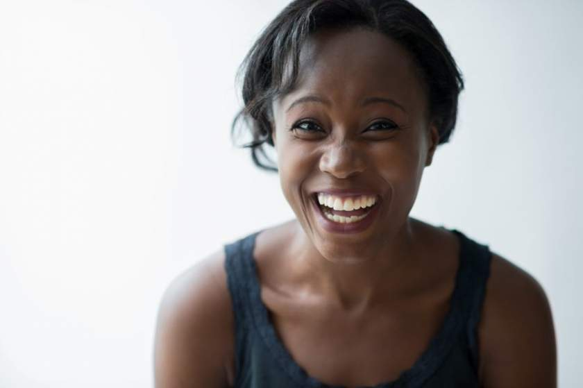 Woman Smiling Unsplash