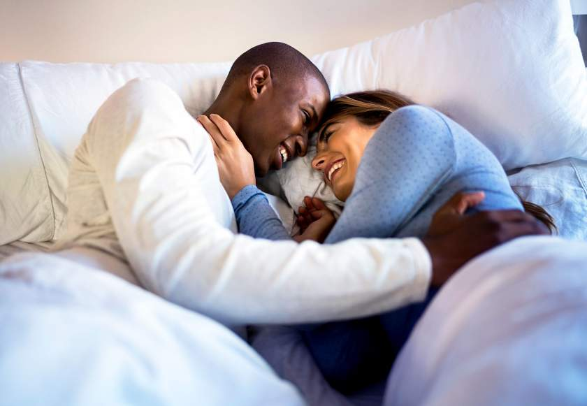 5 Types Of Cuddles To Help Destress