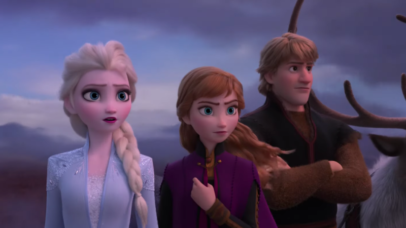 "Watch The First Teaser Trailer for ""Frozen 2"""