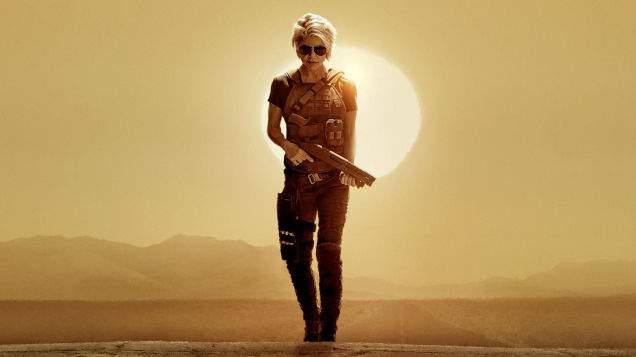 "Watch The First Trailer for ""Terminator: Dark Fate"""