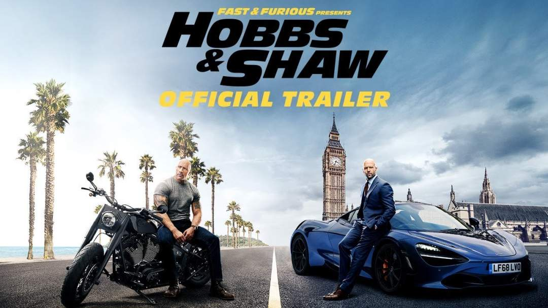 Fast And Furious Spinoff, Hobbs And Shaw Drop First Trailer Featuring Idris Elba