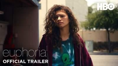 "Watch HBO's Full Trailer To Drake-produced Show "" Euphoria"", Starring Zendaya"
