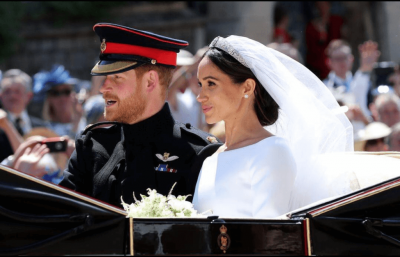 7 Memorable Black Magic Moments At The #RoyalWedding