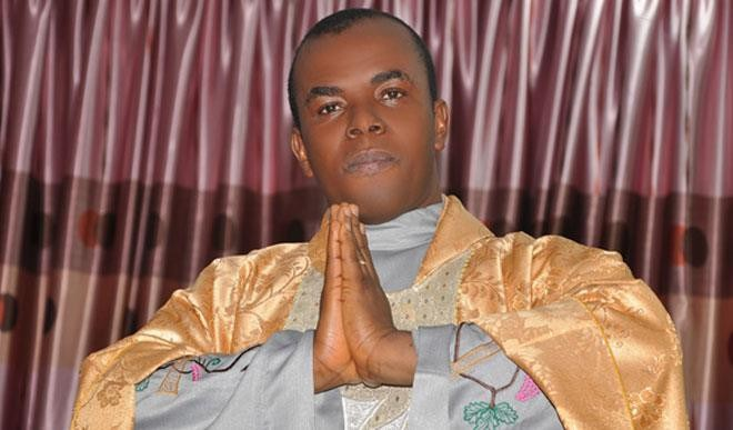 Father Mbaka Reveals Why Igbos Must Reject Biafra & Refuse Nigeria's Breakup