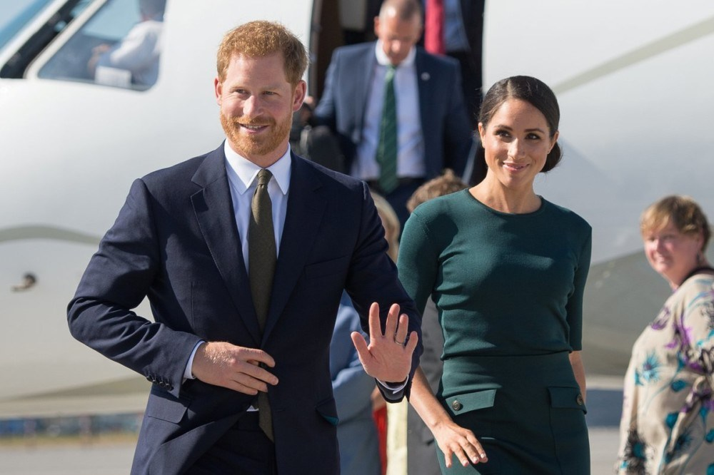 Prince Harry Meghan Markle Ireland Visit BellaNaija 6
