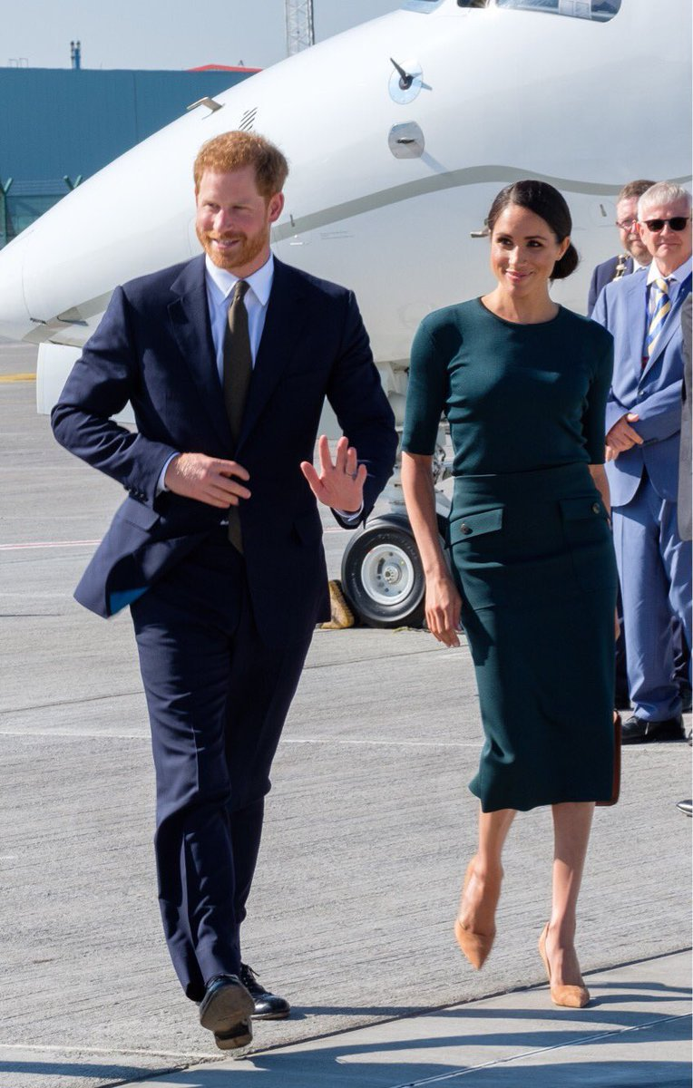 Prince Harry Meghan Markle Ireland Visit BellaNaija 3