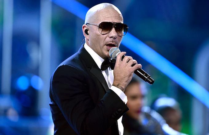 Pitbull At Amas