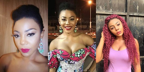 Former Bbnaija Housemate Ifu Ennada Wows In Off Shoulder Ankara Top Photos