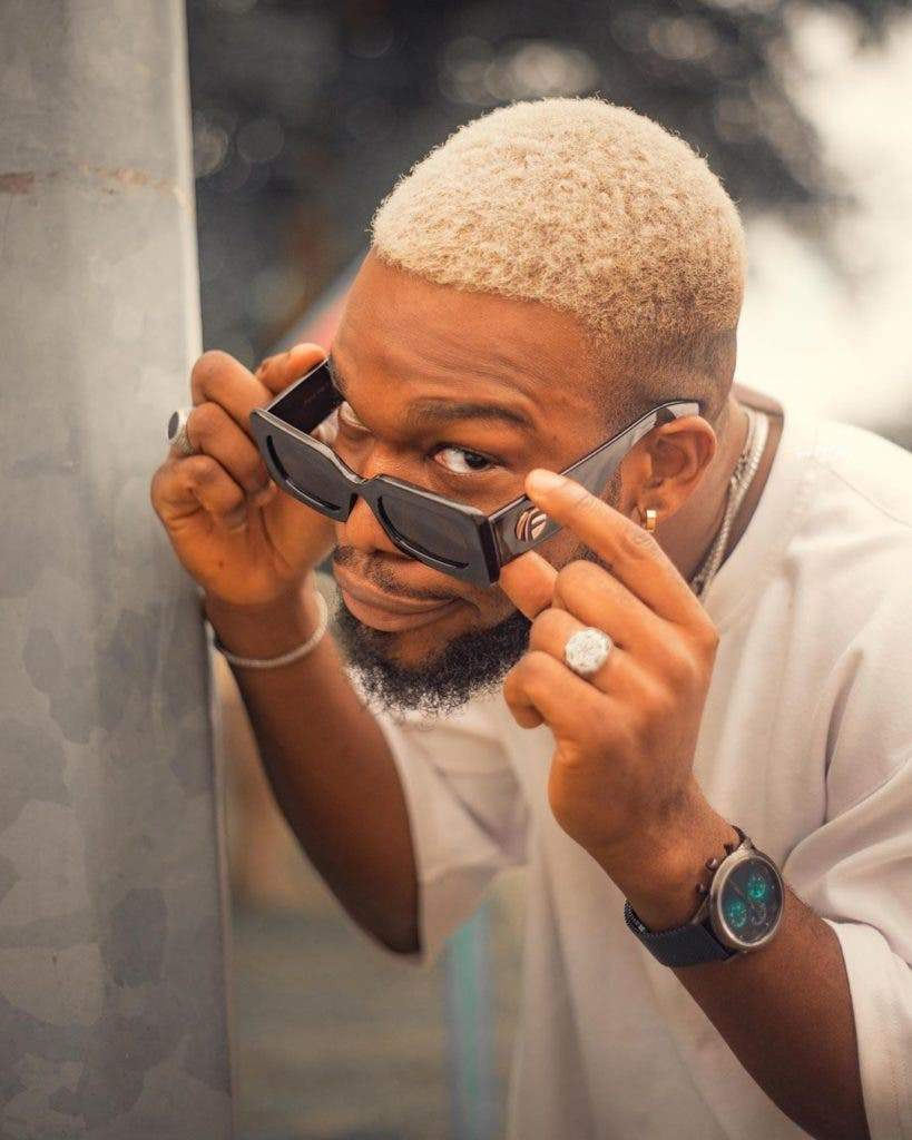 I Don Dey Depressed For Days Now Comedian Broda Shaggi Writes After A Twitter User Said He Isnt Funny 1
