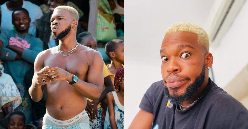 I Don Dey Depressed For Days Now Comedian Broda Shaggi Writes After A Twitter User Said He Isnt Funny